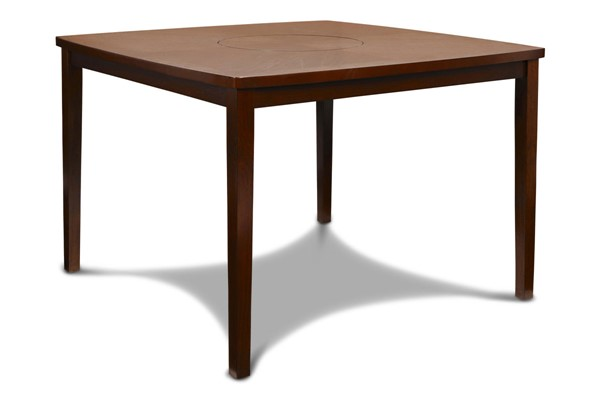 New Classic Furniture Dixon Espresso Counter Height Bar Table NCF-D1426-12