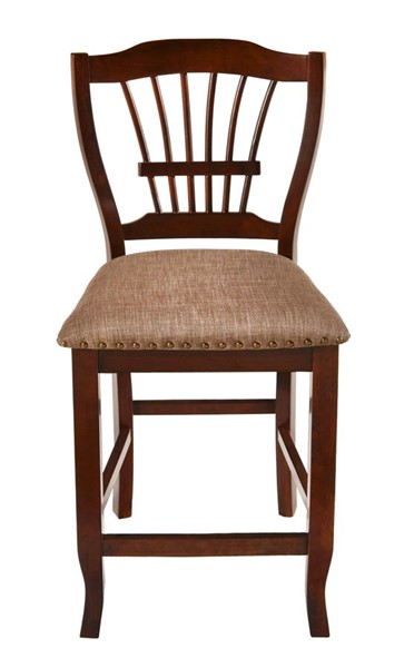 2 New Classic Furniture Bixby Counter Chairs NCF-D2541-22