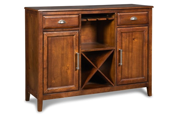 New Classic Furniture Bixby Espresso Buffet and Server NCF-D2541-30