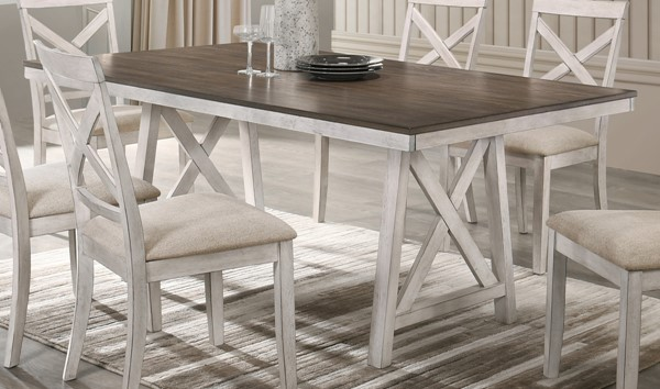 New Classic Furniture Somerset Dining Table NCF-D2959B-10-DT-VAR