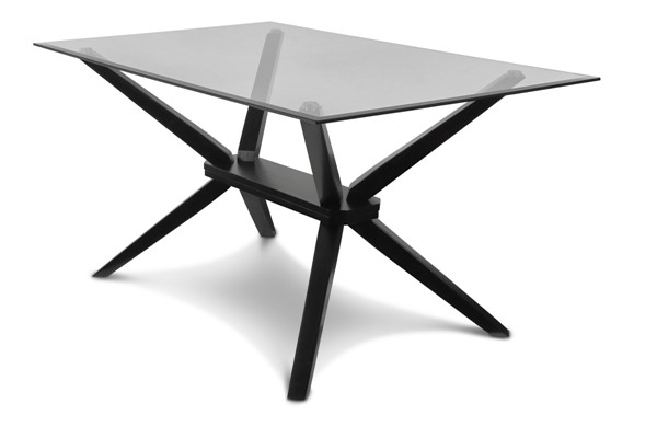 New Classic Furniture Ming Dining Table NCF-D3660-10BT-DT