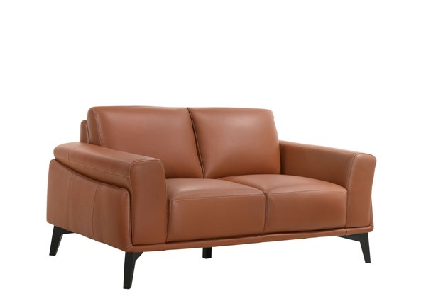 New Classic Furniture Como Terracotta Loveseat NCF-L946-20-TCA
