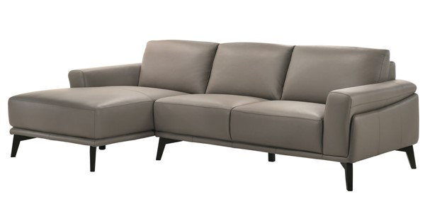 New Classic Furniture Lucca Slate LAF Sectional NCF-L9966-20-SEC-S2