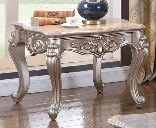 New Classic Furniture Josephine End Table NCF-T540-20