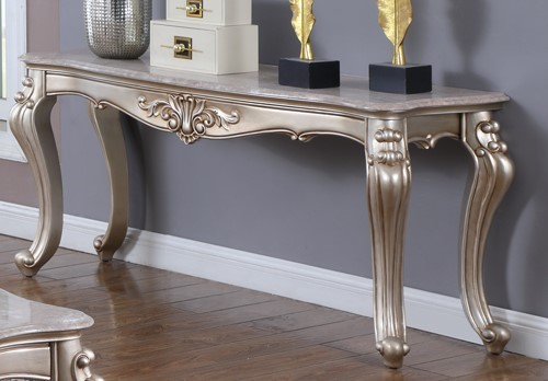 New Classic Furniture Josephine Console Table NCF-T540-30
