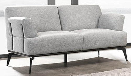 New Classic Furniture Essex Gray Loveseat NCF-U066-20-GRY