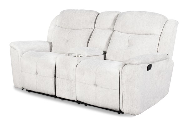 New Classic Furniture Havana Cloud Console Loveseat NCF-U1420-25-CLD