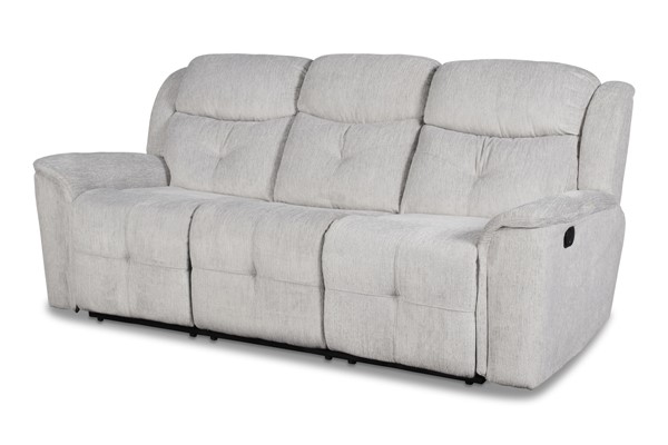 New Classic Furniture Havana Cloud Dual Recliner Sofa NCF-U1420-30-CLD
