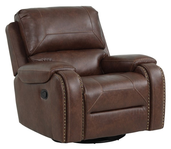 New Classic Furniture Taos Carmel Swivel Glider Recliner NCF-U4229-14-CAR
