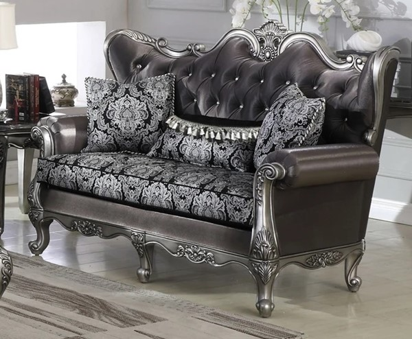 New Classic Furniture Marguerite Loveseat NCF-U524-20