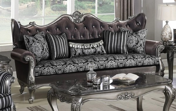 New Classic Furniture Marguerite Sofa NCF-U524-30