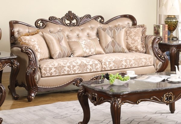 New Classic Furniture Constantine Sofa NCF-U532-30