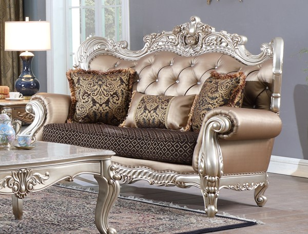 New Classic Furniture Josephine Loveseat NCF-U540-20