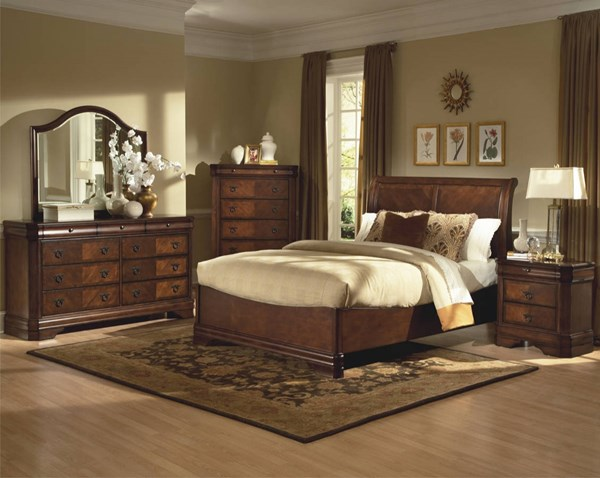 New Classic Furniture Sheridan Master Bedroom Set NCF-00-005-BR