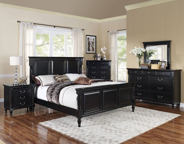 New Classic Furniture Martinique Master Bedroom Set NCF-00-222-BR