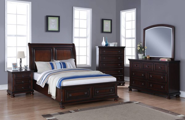 New Classic Furniture Jesse Master Bedroom Set NCF-B3260-BR