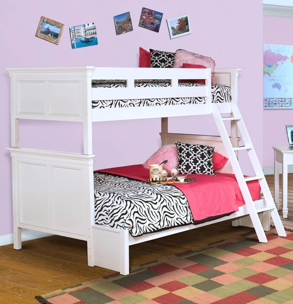 New Classic Furniture Tamarack Twin Over Full Bunk Beds NCF-05-044-TFBB-VAR