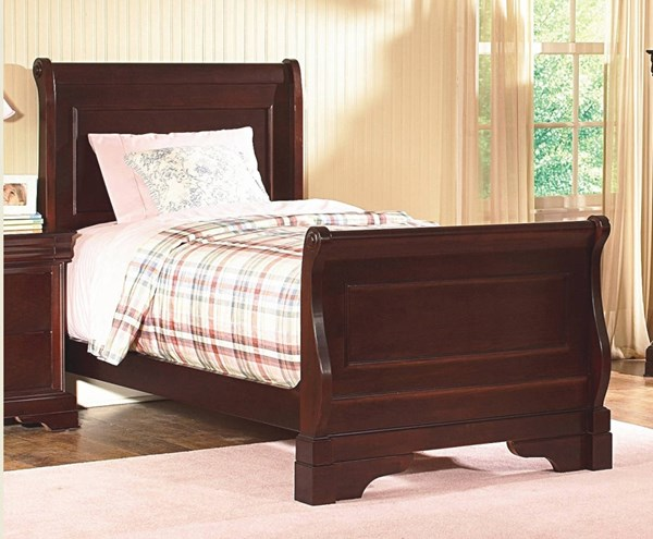 New Classic Furniture Versaille Youth Sleigh Beds NCF-1040-BED-VAR2