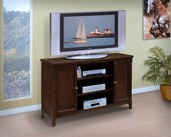 New Classic Furniture Timber City Entertainment Console NCF-10-007-10