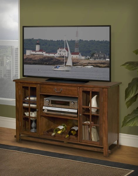 New Classic Furniture Madera Entertainment Console NCF-10-455-10