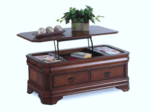 New Classic Furniture Sheridan Lift Top Cocktail Table NCF-30-005-15