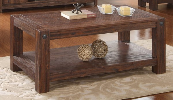 New Classic Furniture Fairway Cocktail Table NCF-T1002-10