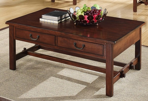 New Classic Furniture Madera Cocktail Table NCF-30-455-10