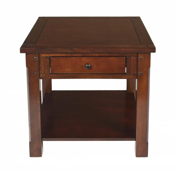 New Classic Furniture Corsica End Table NCF-30-706-20C
