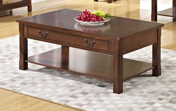 New Classic Furniture Corsica Cocktail Table NCF-30-706-10C