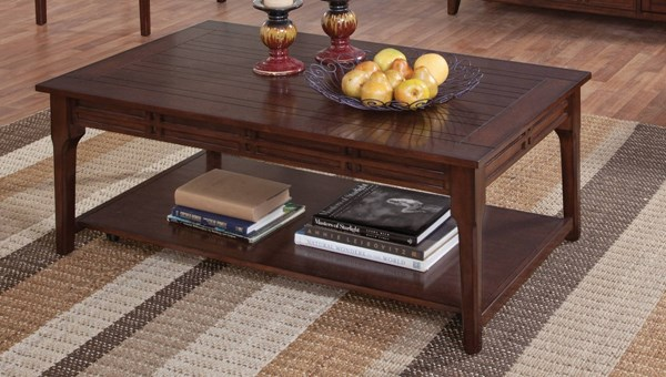 New Classic Furniture Burton Lift Top Cocktail Table NCF-30-713-15