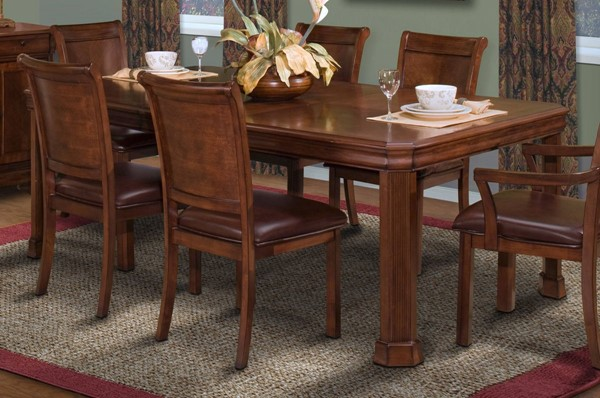 New Classic Furniture Sheridan Rectangle Dining Table NCF-40-005-10