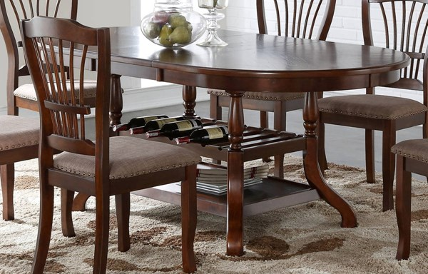 New Classic Furniture Bixby Dining Table NCF-D2541-10