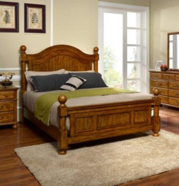 New Classic Furniture Cumberland King Bed NCF-00-401-KB