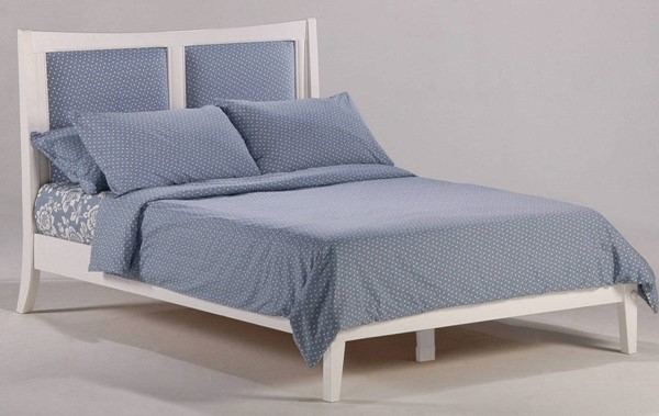 Night And Day Furniture P Series White Twin Chameleon Bed NDF-CHA-PH-TWN-WH-COM