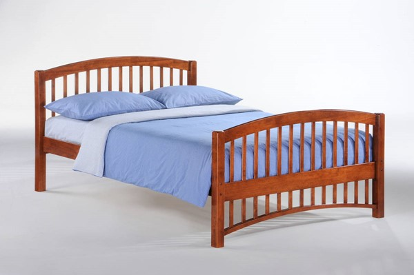 Night and Day Furniture Molasses Cherry Full Bed NDF-YHF-MOL-FUL-CH-COM