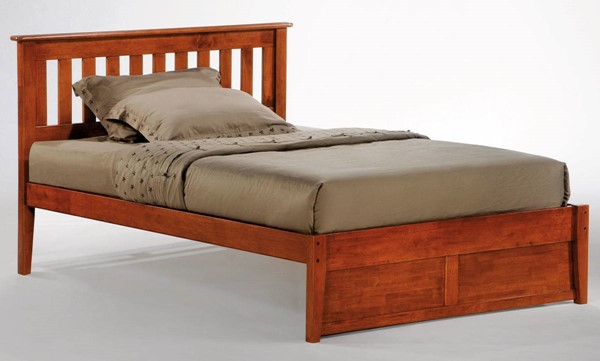 Night And Day Furniture Rosemary K Series Cherry Queen Bed NDF-RMY-KH-QEN-CH-COM