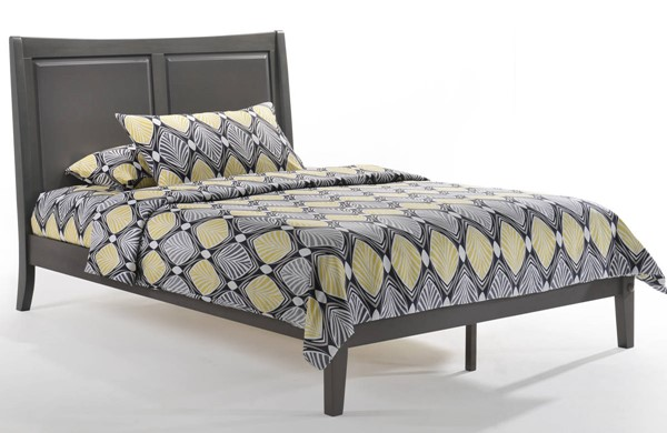 Night And Day Furniture P Series Stonewash Twin Saffron Bed NDF-SAF-PH-TWN-STW-COM