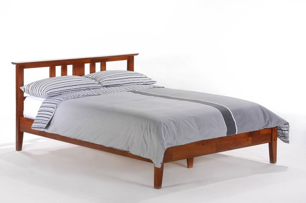 Night and Day Furniture P Series Cherry King Thyme Bed NDF-THY-PH-EKG-CH-COM