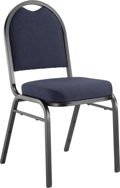 NPS 9200 Fabric Stack Chairs NPS-9254-DR-CH-VAR