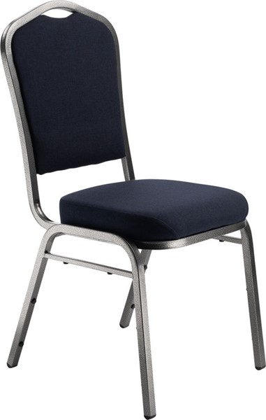 NPS 9300 Fabric Stack Chairs NPS-9354-DR-CH-VAR