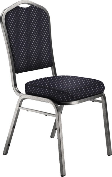 NPS 9300 Stack Chairs NPS-9364-DR-CH-VAR