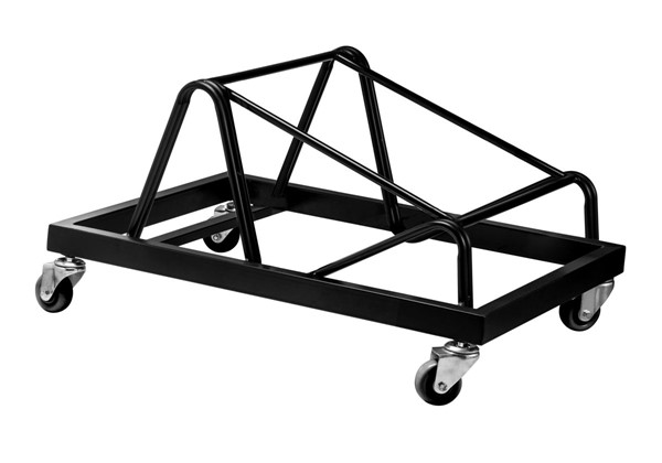 NPS Black Commercialine Dolly For 850-CL Chairs NPS-DY-CL85