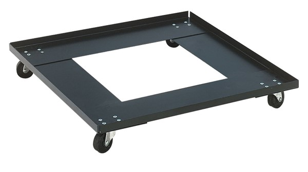 NPS Black Polypropylene Dolly For Series 8100 Chairs NPS-DY81