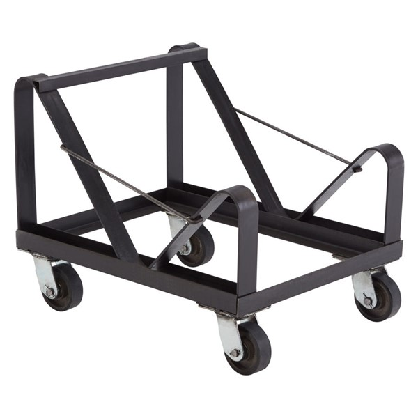 NPS Black Metal Dolly For Series 8500 Chairs NPS-DY85