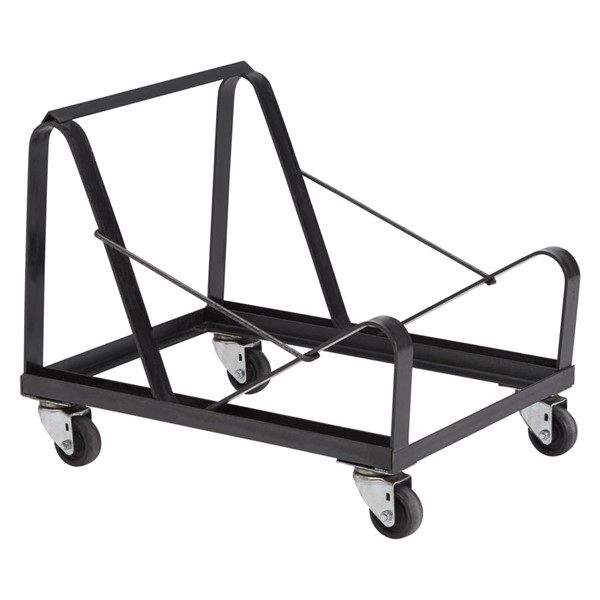 NPS Black Metal Dolly For Series 8600 Chairs NPS-DY86