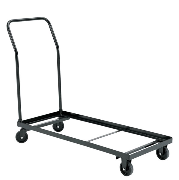 NPS Brown Metal Dolly For Chairs NPS-DY1100