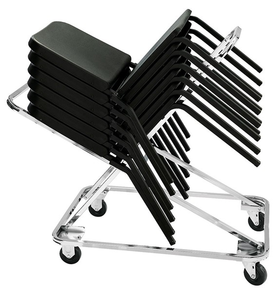 NPS Chrome Dolly For Series 8200 Chairs NPS-DY82