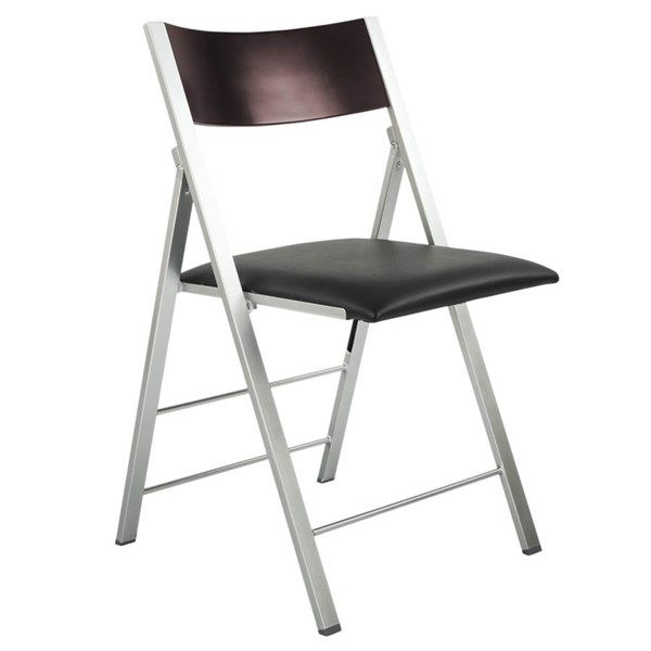 2 Home Roots Modern Cushion Folding Chairs OCN-248546