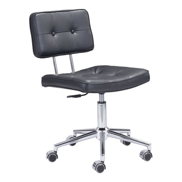 HomeRoots Retro Faux Leather Office Chairs OCN-24873-OCH-VAR