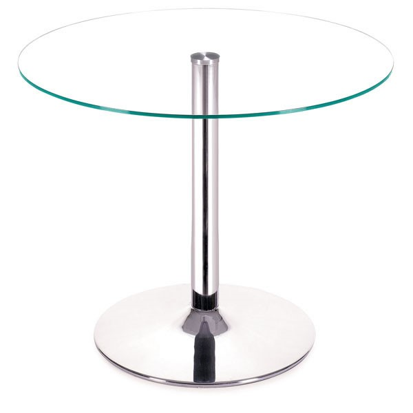 Home Roots Galaxy Tempered Glass Dining Table OCN-248892